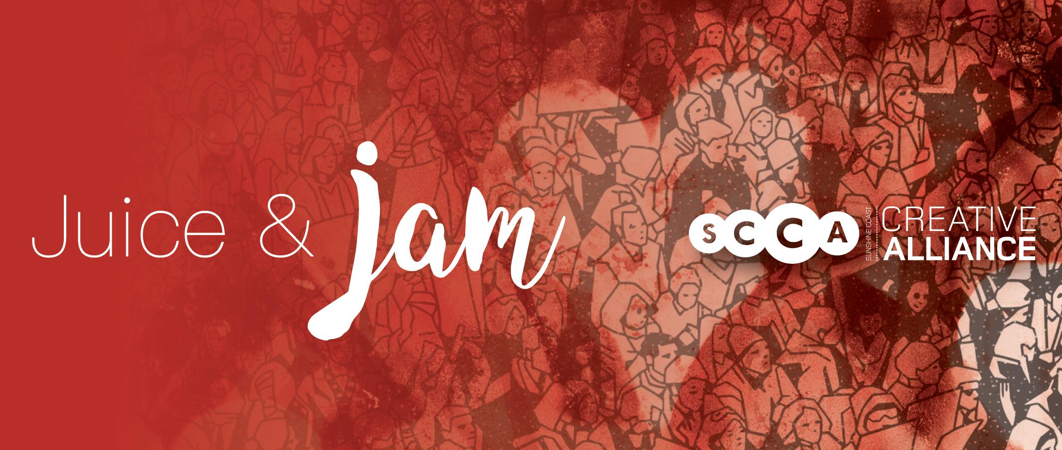 Juice & Jam banner
